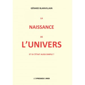 LA NAISSANCE DE L'UNIVERS...