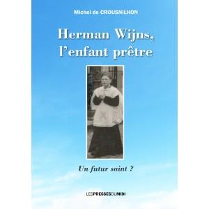 Herman Wijns, l'enfant...