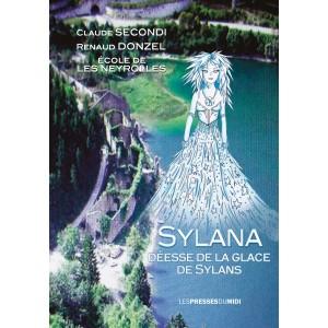 Sylana, déesse de la glace...