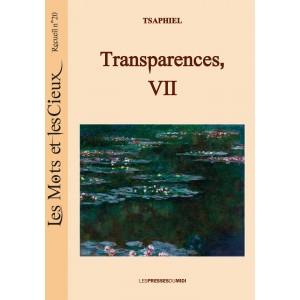 Transparences, VII – N°20...