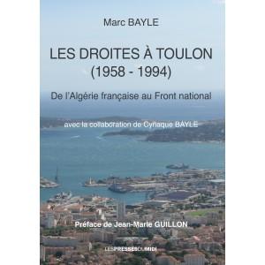 LES DROITES  À TOULON (1958...