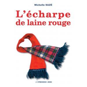 L'écharpe de laine rouge de...