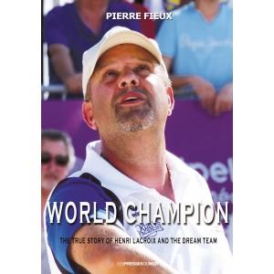 WORLD CHAMPION de Pierre...