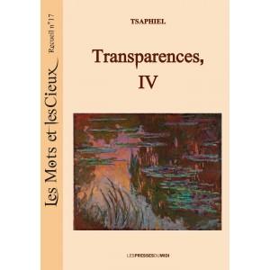 TRANSPARENCES, IV – N°17 DE...