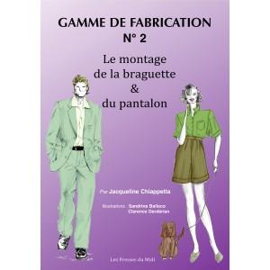 GAMME DE FABRICATION N° 2...