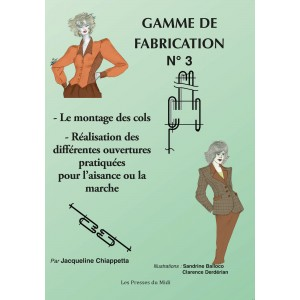 GAMME DE FABRICATION N° 3...